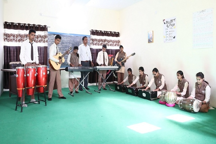 Fatherson Public School-Music Room