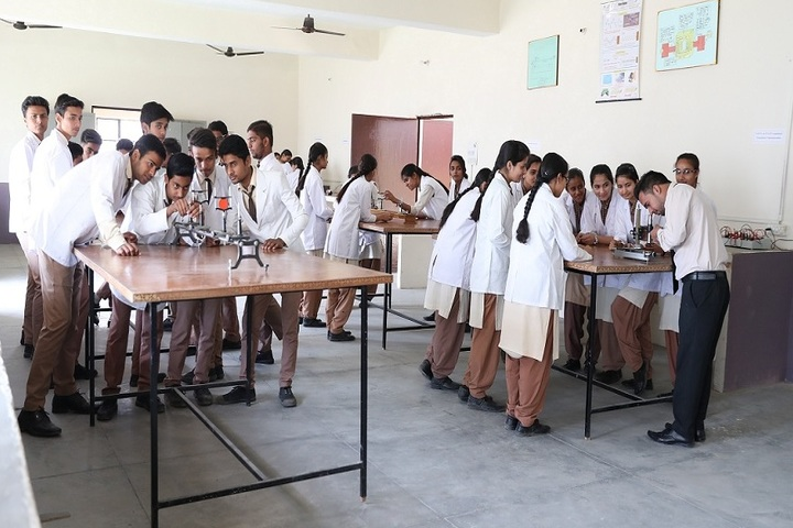 Fatherson Public School-Physics Lab