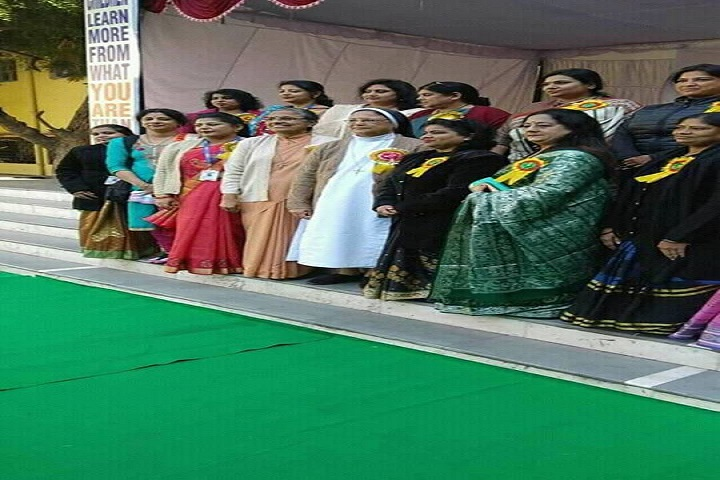Fatima Convent School-Alumni Meet