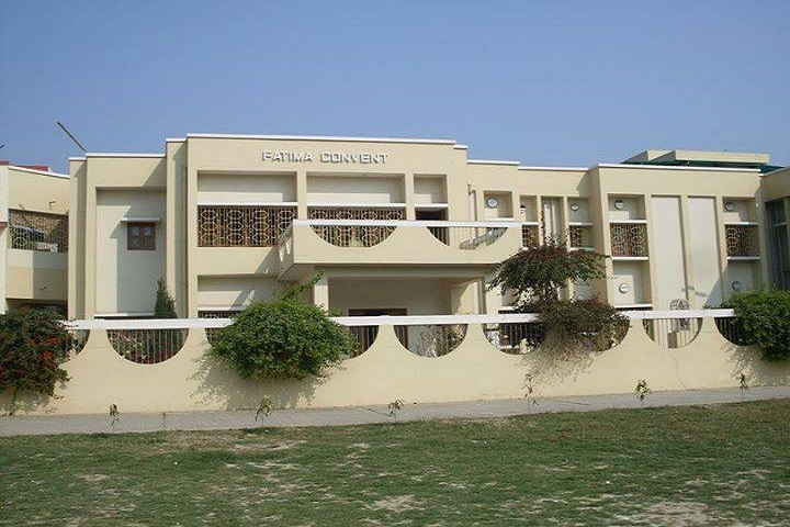 Fatima Convent School-Campus View