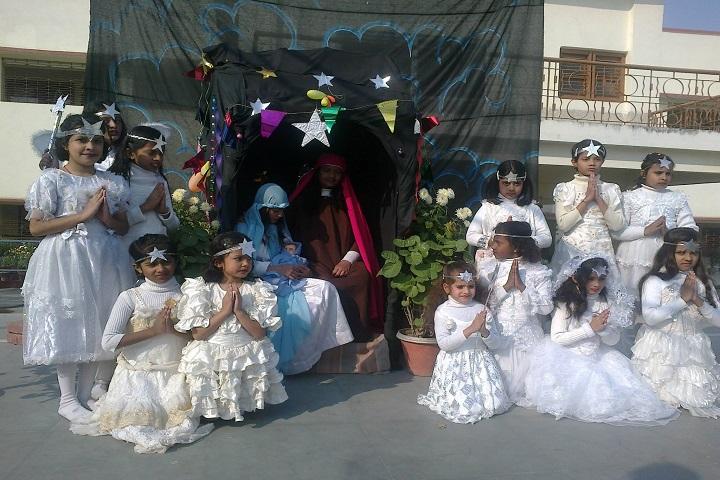 Fatima Convent School-Christmas Celebration