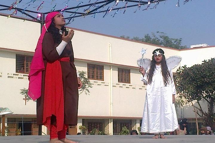 Fatima Convent School-Skit