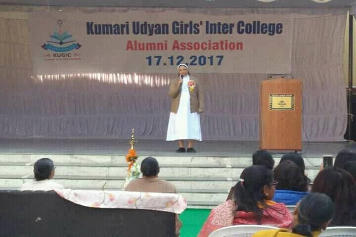 Fatima Convent School-Speech