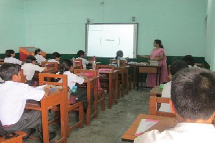 Fertilizer Public School-Classroom