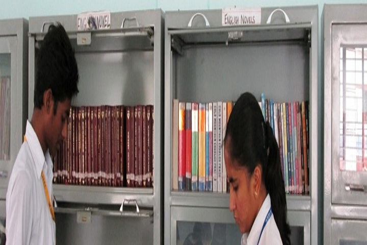 Fertilizer Public School-Library