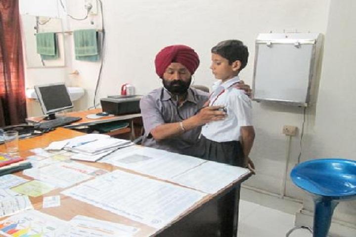 Fertilizer Public School-Medical Facility