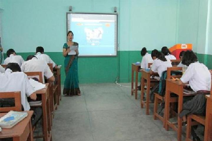 Fertilizer Public School-Smart Classroom