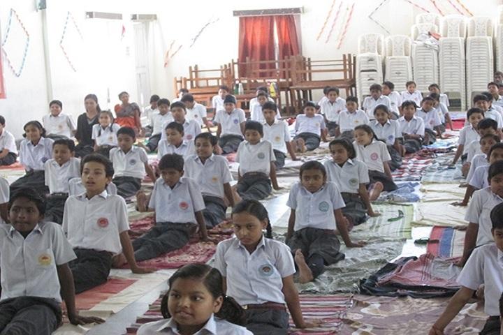 Fertilizer Public School-Yoga Day