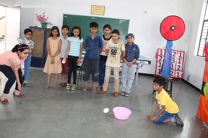 Florets International School-Classroom Games
