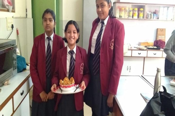 Fr Agnel School-Cooking Club
