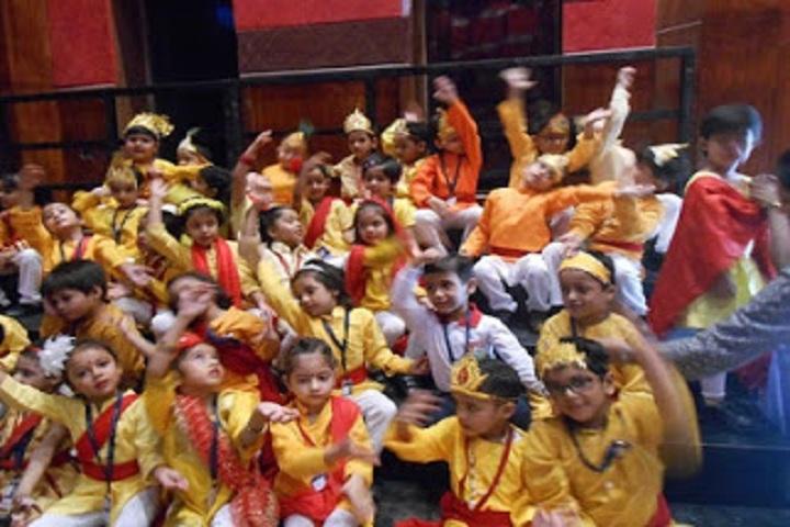 Fr Agnel School-Festival Celebrations