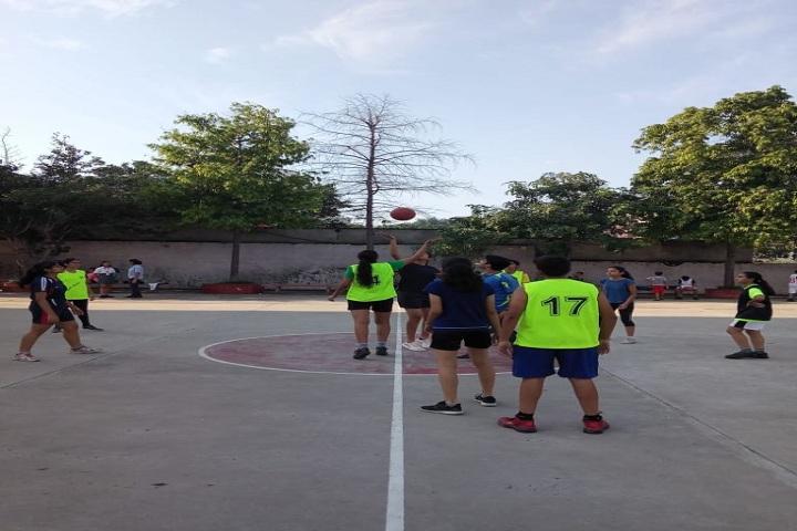 Fr Agnel School-Sports