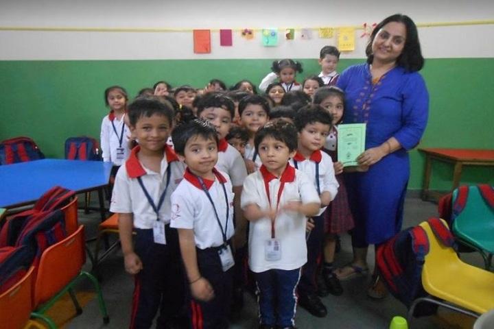 Fr Agnel School-Teachers Day