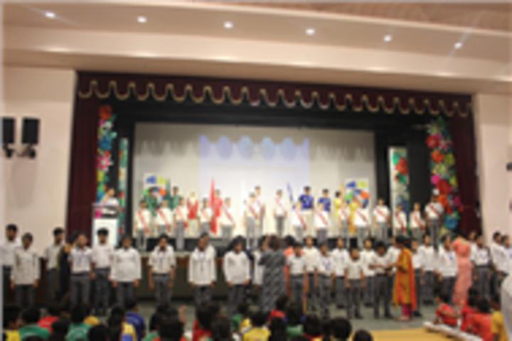 Fr Agnel School-Investiture Ceremony