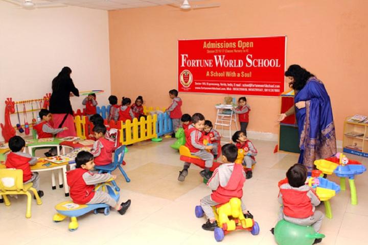 Ftune Wld School-Kindergerden