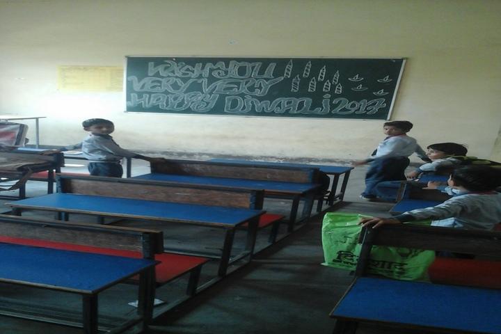 Future Children Academy-Classrooms