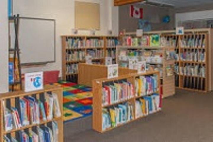Future Children Academy-Library