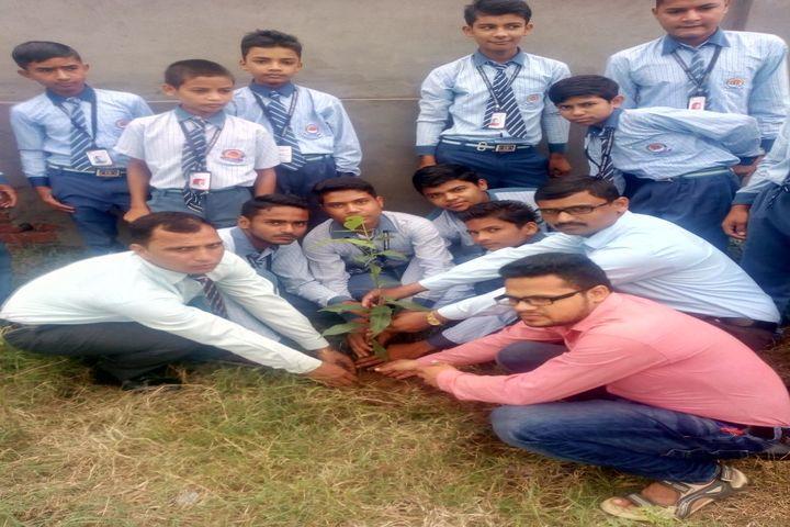 Future Children Academy-Tree-Plantation