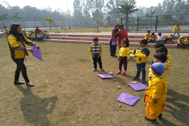 G D Goenka Public School-Vasant Panchami