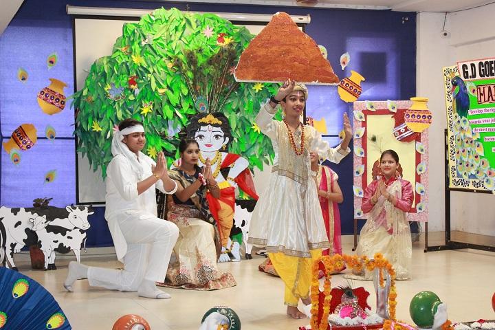 G D Goenka Public School-Festival Celebrations