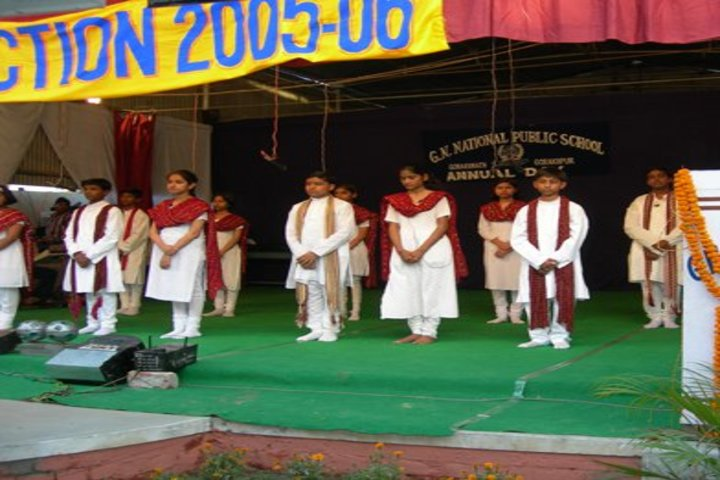 G N National Public School-Annual day