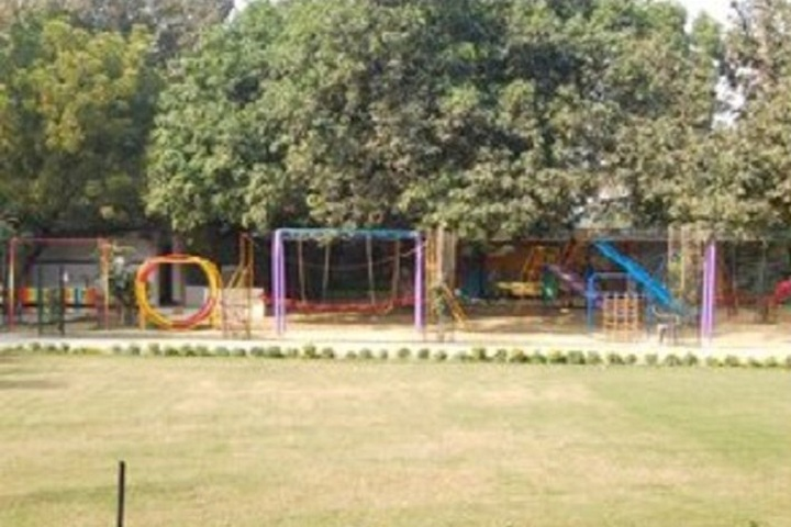 G N National Public School-Play Ground