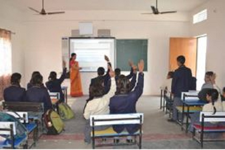 G B International School-Classroom