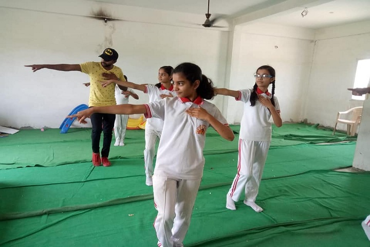 G B International School-Dance Room