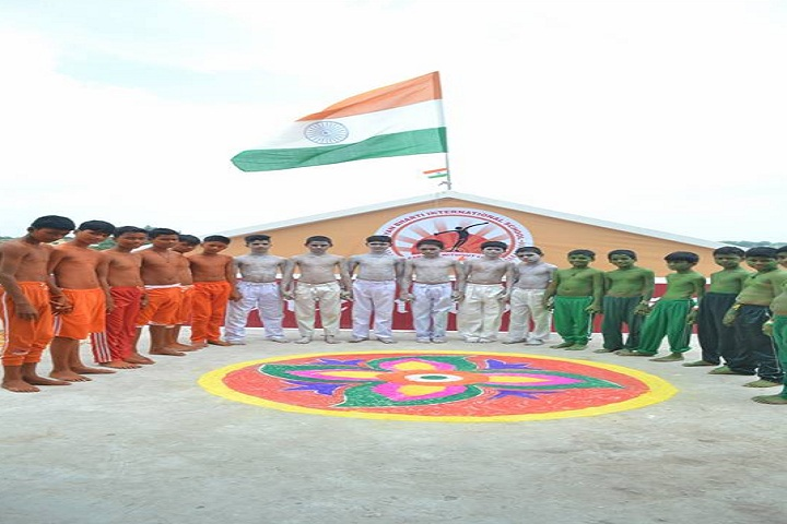 G B International School-Independance Day