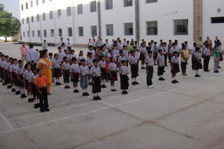 G D Goenka Public School-Assembly