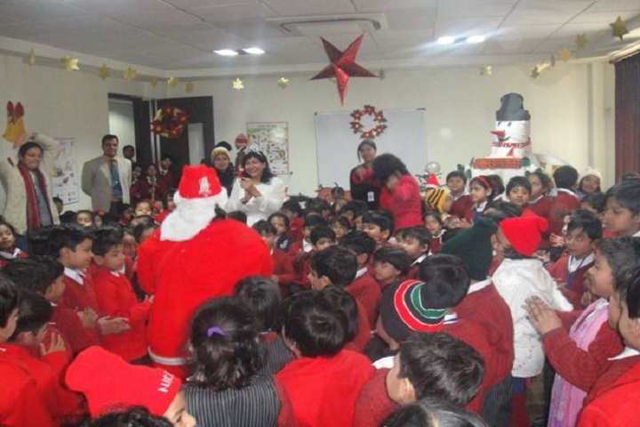 G D Goenka Public School-Christmas Celebrations