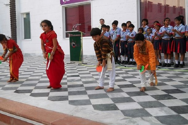 G D Goenka Public School-Dance Performance