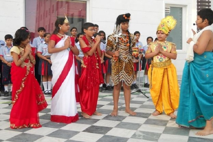 G D Goenka Public School-Festival Celebrations