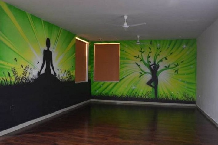 G D Goenka Public School-Dance Room