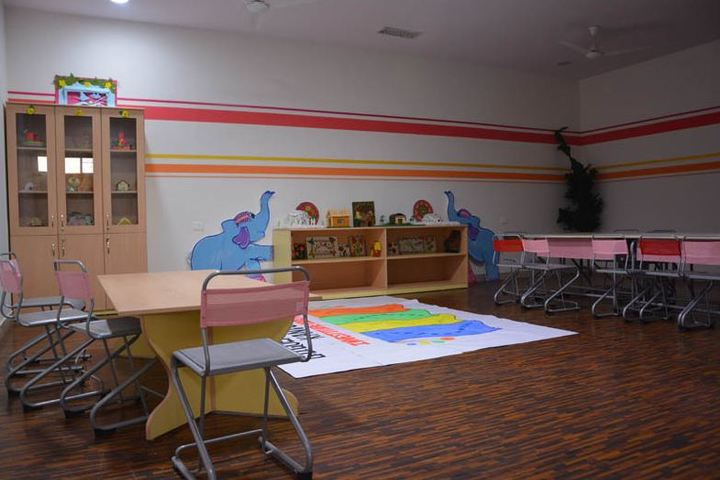 G D Goenka Public School-Activity-Room