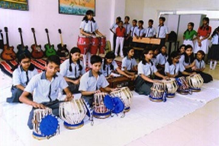 G D Global School-Art Room