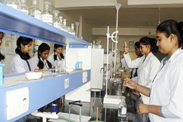 G D Global School-Chemistry Lab