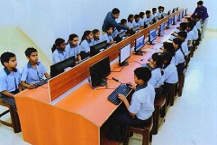 G D Global School-IT Lab