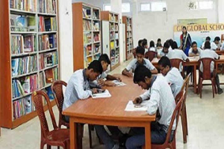 G D Global School-Library