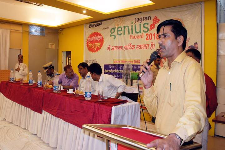 G D Global School-Jagaran Genius Award