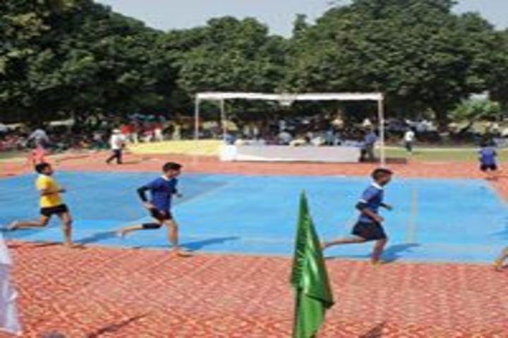G D Global School-State level Boys Kabadi