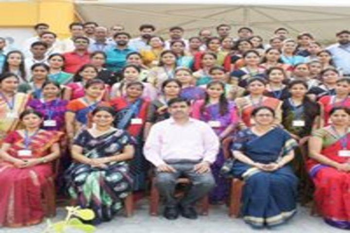 G D Global School-Teachers Training Week