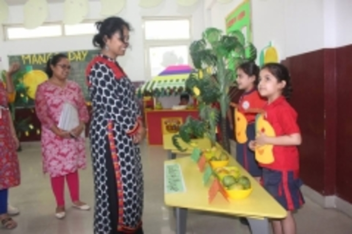 G D Goenka Public School-Mango Day Celebration