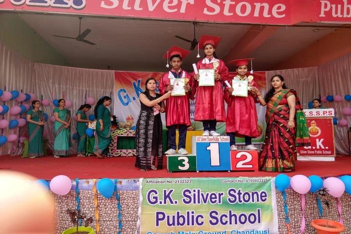 G k Silver Stone Public School-Achievement