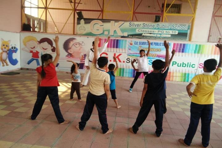 G k Silver Stone Public School-Dance Room