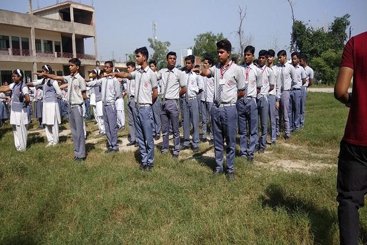 G L School-Assembly