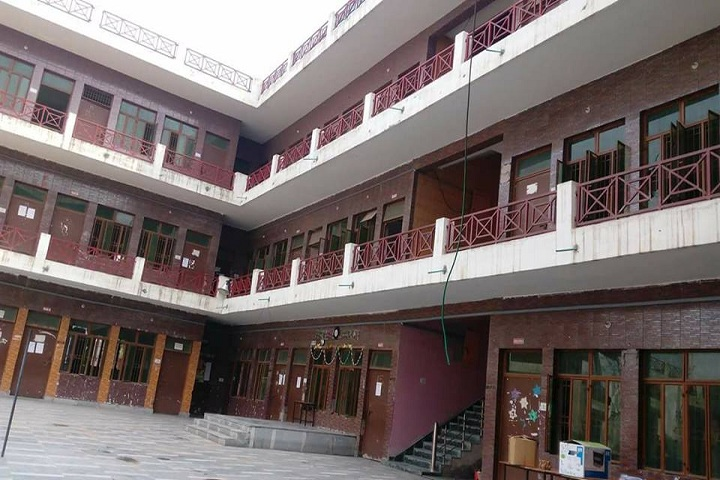 G L School-Campus View
