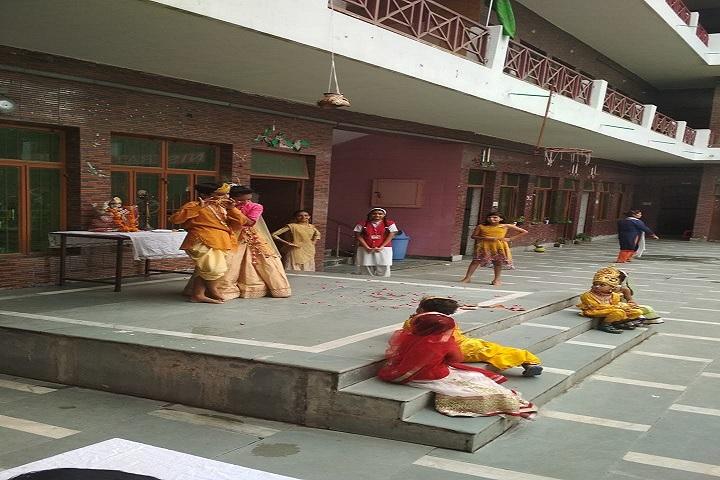 G L School-Festival Celebrations