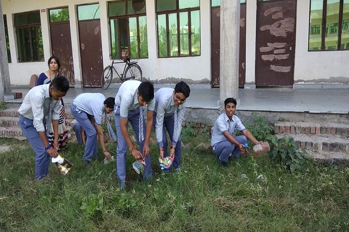 G L School-Swachh Bharath