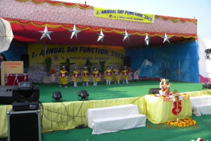 G S Public School-Annual Day